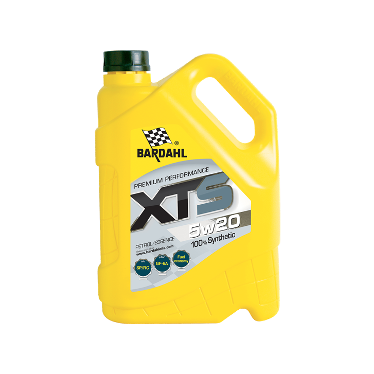 Bardahl XTS 5W20 5L Engine Oil