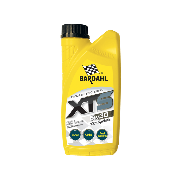 Bardahl XTS 5W30 1L Engine Oil