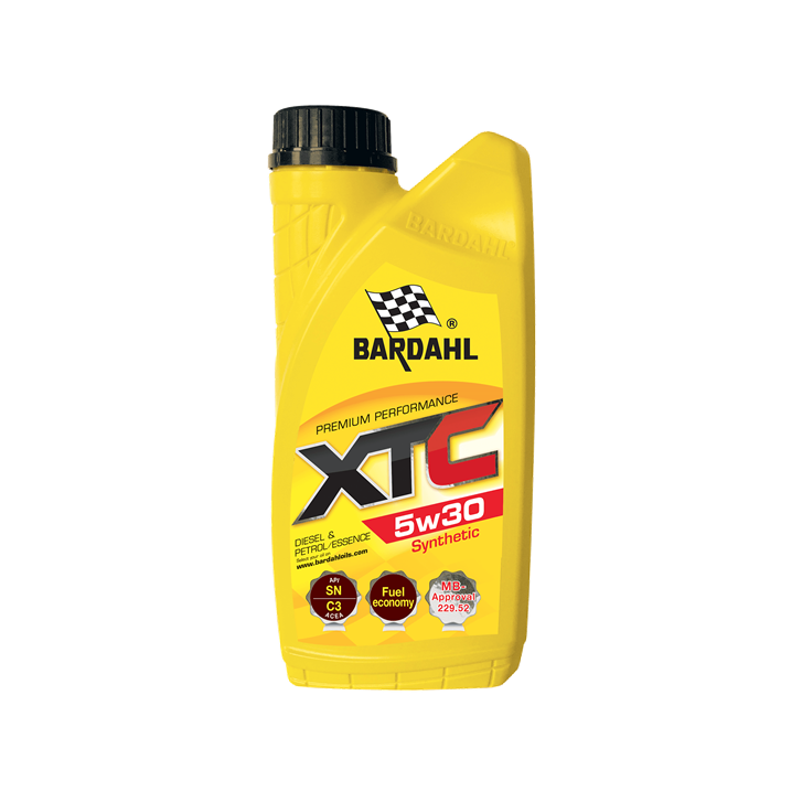 Bardahl XTC 5W30 1L Engine Oil