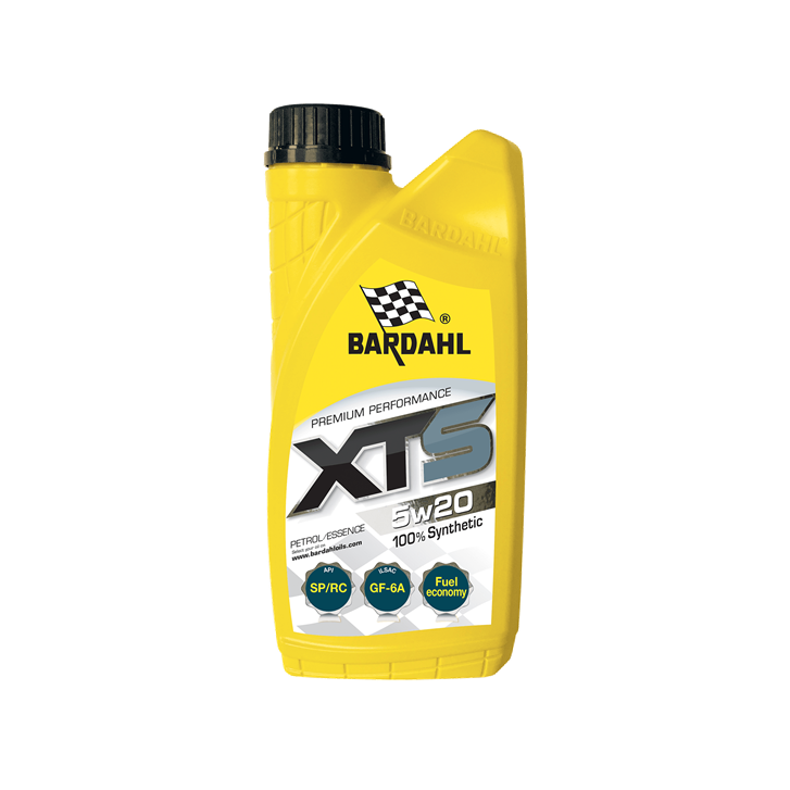Bardahl XTS 5W20 1L Engine Oil