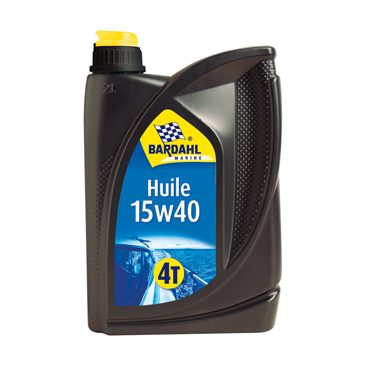 4-Stroke Engine Oil 15W40 2L
