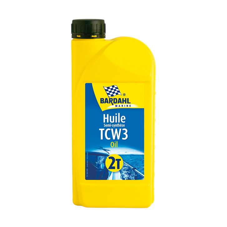 2-Stroke Engine Oil  Tcw3